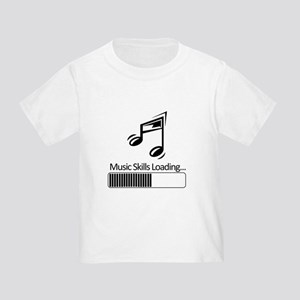 Music Skills Loading T-Shirt