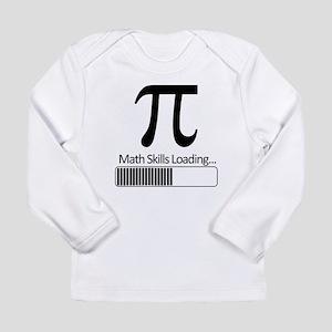 Math Skills Loading Long Sleeve T-Shirt