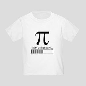 Math Skills Loading T-Shirt