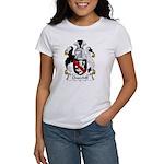Churchill Family Crest Women's T-Shirt