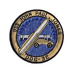 USS JOHN PAUL JONES Button
