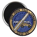 USS JOHN PAUL JONES Magnet