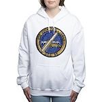 USS JOHN PAUL JONES Women's Hooded Sweatshirt