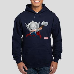 Thor Stylized 2 Hoodie (dark)