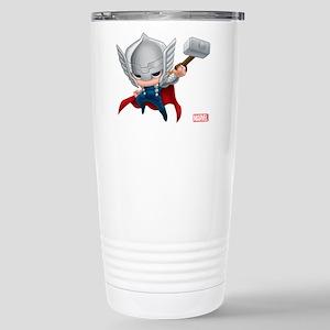 Thor Stylized 2 Stainless Steel Travel Mug