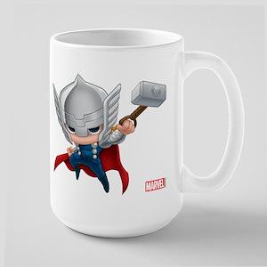 Thor Stylized 2 Large Mug