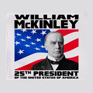 25 McKinley Throw Blanket