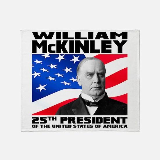 25 McKinley Throw Blanket