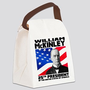 25 McKinley Canvas Lunch Bag