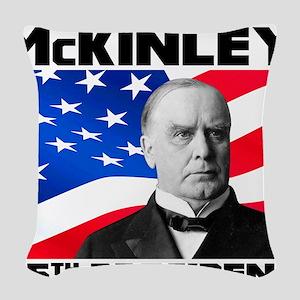 25 McKinley Woven Throw Pillow
