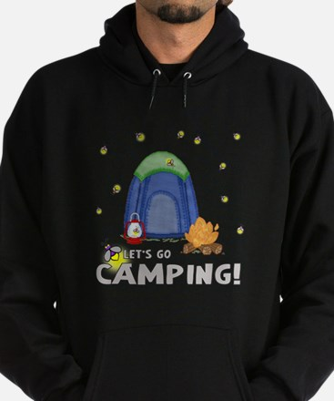 Its the weekend-lets go camping-2 Hoodie