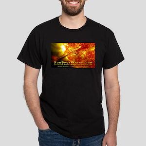 SunSpotWatch.com on Facebook T-Shirt
