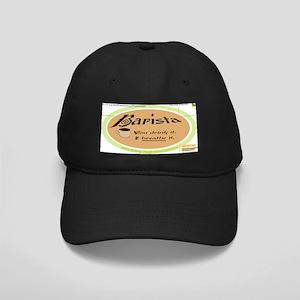 Barista Cap