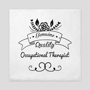 Genuine Quality Occupational Therapist Queen Duvet