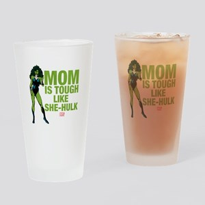She-Hulk Mother's Day Drinking Glass