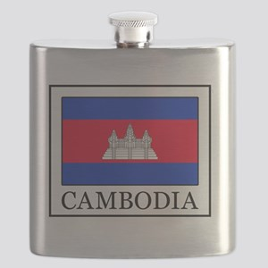 Cambodia Flask