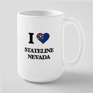 I love Stateline Nevada Mugs