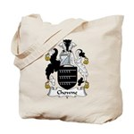 Chowne Family Crest  Tote Bag