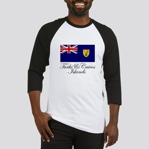 The Turks and Caicos Islands Baseball Jersey