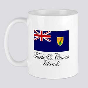 The Turks and Caicos Islands Mug