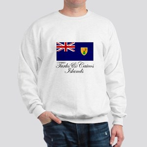The Turks and Caicos Islands Sweatshirt