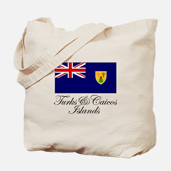 The Turks and Caicos Islands Tote Bag