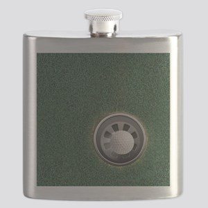Golf Cup and Ball Flask