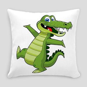 ALLIGATOR147 Everyday Pillow