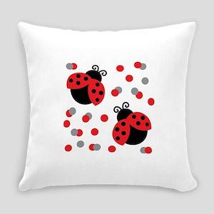 LADYBUG DUO Everyday Pillow