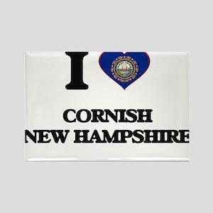 I love Cornish New Hampshire Magnets