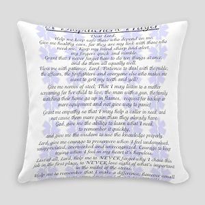 DISPATCHERS PRAYER Everyday Pillow