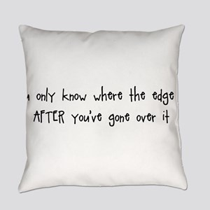 EDGE1BLK1 Everyday Pillow