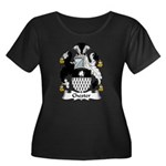 Chester Family Crest Women's Plus Size Scoop Neck