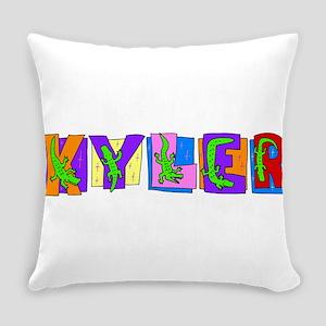 KYLER19_GATORS Everyday Pillow