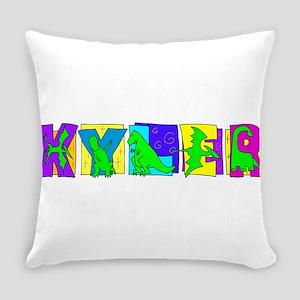 KYLER21_DINO Everyday Pillow
