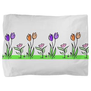 j0398227_tulips pastel Pillow Sham