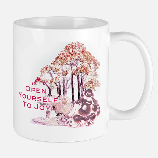 Cute Laughing buddha Mug