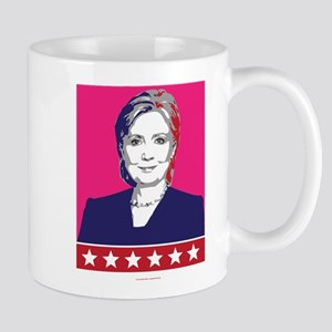 Hillary Clinton in 2016 Mugs