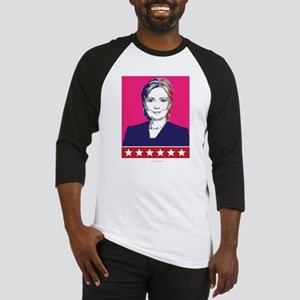 Hillary Clinton in 2016 Baseball Jersey
