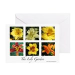 The Lily Garden Greeting Card