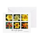 The Lily Garden Greeting Cards (Pk of 10)