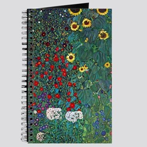 Farmergarden Sunflower by Klimt Journal