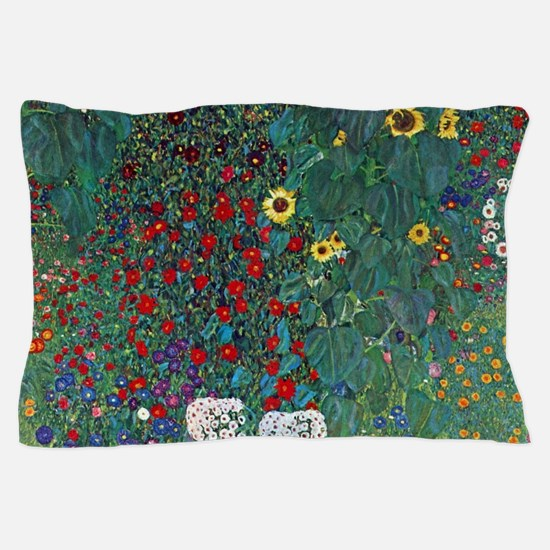 Farmergarden Sunflower by Klimt Pillow Case