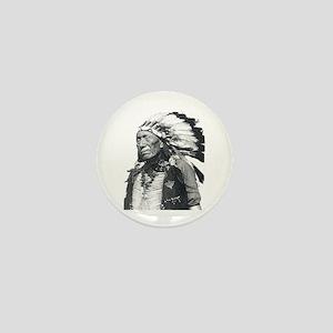 Black Elk Mini Button