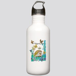 Hedgehog Queen Water Bottle
