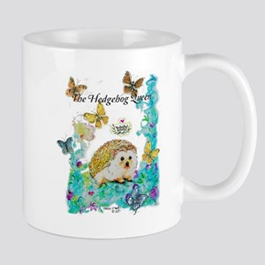 Hedgehog Queen Mugs