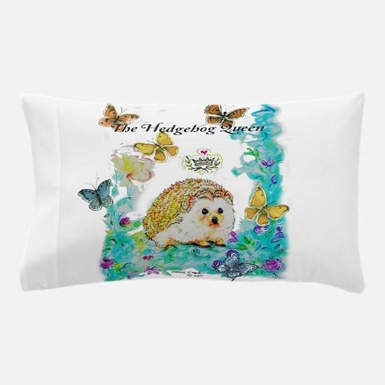 Hedgehog Queen Pillow Case