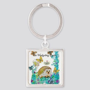 Hedgehog Queen Keychains