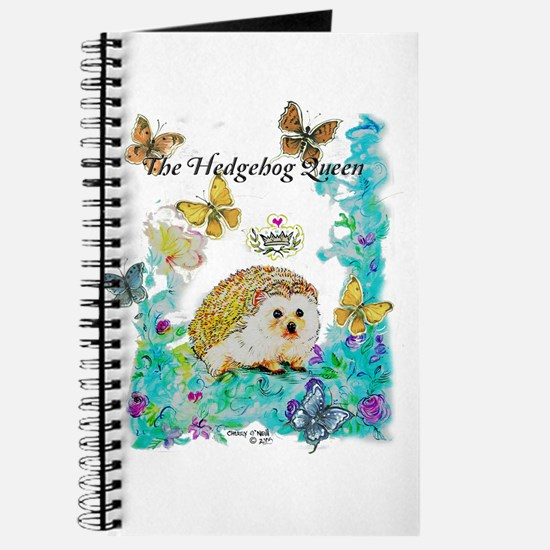 Hedgehog Queen Journal