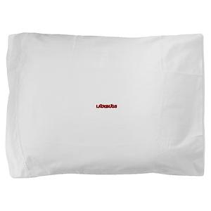 ladybugsletters Pillow Sham
